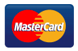 We accept Master cards payments